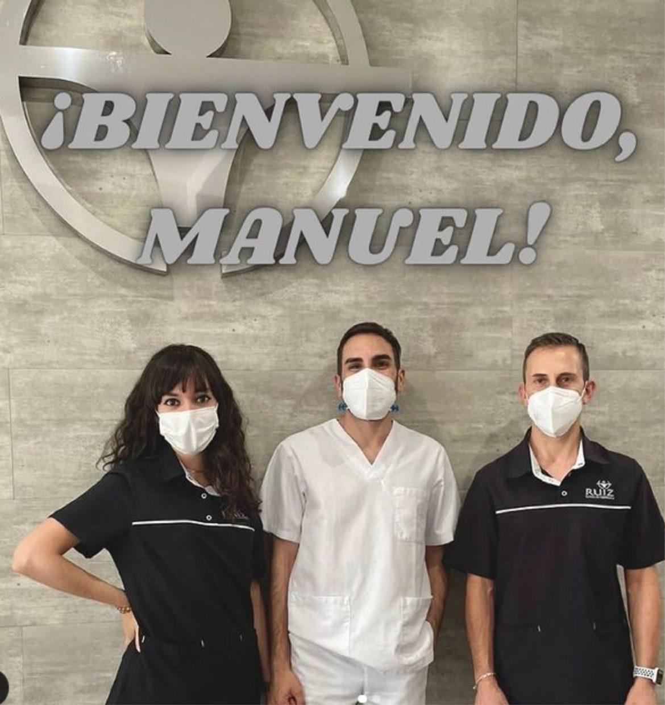 Bienvenido Manuel